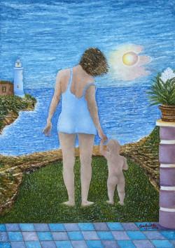 ALBA-MARINA-olio-su-tela-Oil-on-canvas--40-x-60-2016